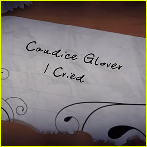 Candice Glover: 'Cried' Lyric Video - Watch Now!