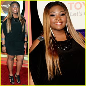 Candice Glover: Soul Train Awards 2013