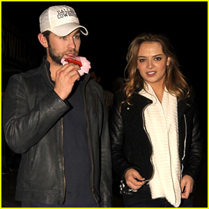 Chace Crawford: Pearl Jam Concert with Pals!