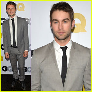 Chace Crawford & Shiloh Fernandez: 'GQ' Men of the Year Party