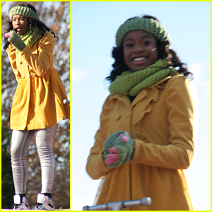 Coco Jones: Thanksgiving Day Parade + Katy Perry Cover!