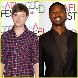 Dane DeHaan & Michael B. Jordan: Young Hollywood at AFI Fest 2013