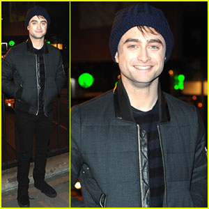 Daniel Radcliffe Spends 'Wads' of Money on Books