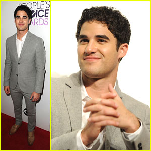 Darren Criss: People's Choice Awards Nominations Conference!