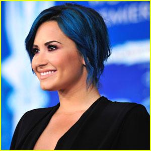 Demi Lovato: New Year's Eve at Niagara Falls!