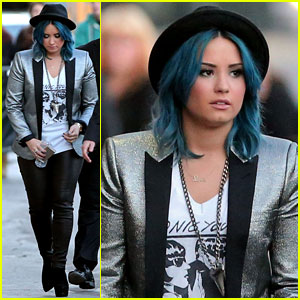 Demi Lovato Performing on 'X Factor' on Thanksgiving!
