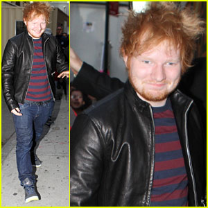 Ed Sheeran: 'I See Fire' Song for 'Hobbit' Soundtrack!