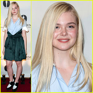 Elle Fanning: The Academy Nicholl Fellowships In Screenwriting Awards 2013