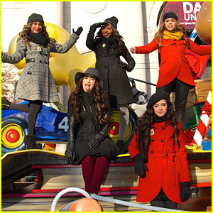 Fifth Harmony: Macy's Thanksgiving Day Parade Performance - Watch Now!
