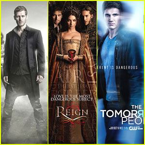 'Reign', 'The Originals' and 'The Tomorrow People' Get Full Seasons!