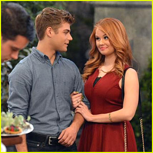 Garrett Clayton Guest Stars on 'Jessie' - See The Pics!