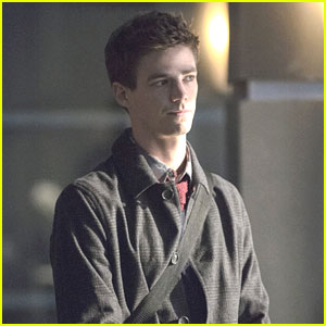 Grant Gustin: 'The Flash' Gets Pilot, Will Still Be in 'Arrow'