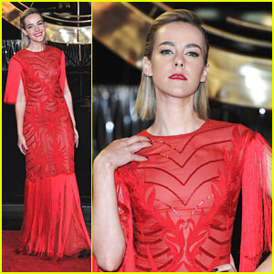 Jena Malone: 'The Hunger Games: Catching Fire' World Premiere!