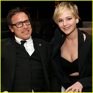 Jennifer Lawrence Supports David O. Russell at AFI Fest