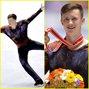 Jeremy Abbott: Bronze at Final Grand Prix NHK Trophy Figure Skating Event