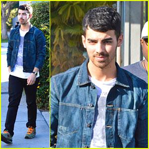 Joe Jonas: Lemonade Lunch Guy