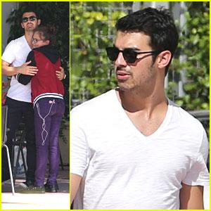 Joe Jonas: Miami Lunch