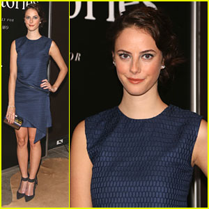 Kaya Scodelario: 'Walking Stories' VIP Screening Event