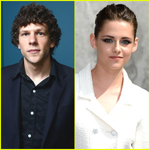 Kristen Stewart Reunites With Jesse Eisenberg for 'American Ultra'