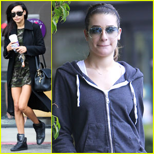 Lea Michele & Naya Rivera: Billy Joel 'Very Happy' with 'Glee' Tribute!