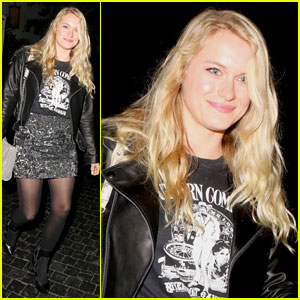 Leven Rambin: Chateau Marmont Exit