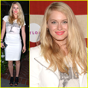 Leven Rambin: Nylon November Cover Celebration