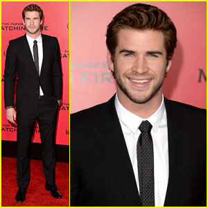 Liam Hemsworth: 'The Hunger Games: Catching Fire' L.A. Premiere