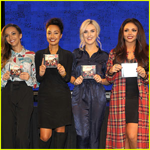 Little Mix: 'Salute' Signing in London!