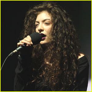 Lorde: New Zealand Music Awards Winner!
