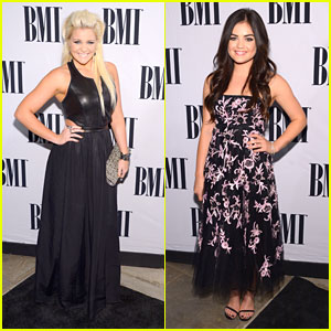 Lucy Hale & Lauren Alaina: BMI Awards 2013