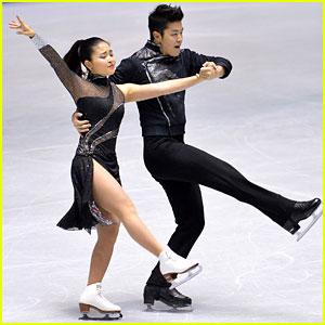 Maia & Alex Shibutani: Bronze at NHK Trophy 2013