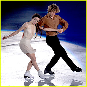 Meryl Davis & Charlie White: 1st Place at NHK Trophy 2013