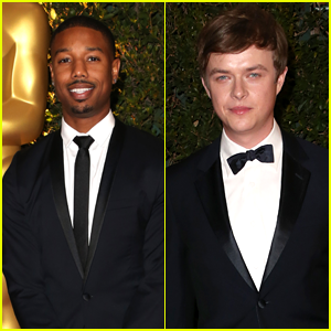 Michael B. Jordan & Dane DeHaan: Governors Awards 2013