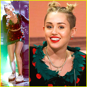 Miley Cyrus: Wetten, dass...? Appearance!