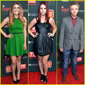 Molly Tarlov & Jillian Rose Reed: 'TV Guide' Hot List ...