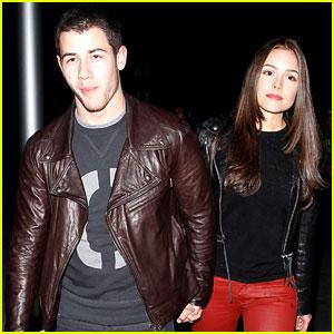Nick Jonas & Olivia Culpo: 'Catching Fire' Date!