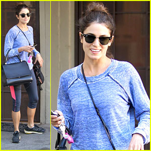 Nikki Reed: Pet Store Stop