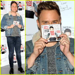 Olly Murs: 'Right Place Right Time' London Signing