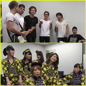 One Direction: 'Story of My Life' with AKB48 - Watch Now!