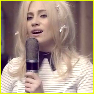 Pixie Lott Covers Bruno Mars 'When I Was Your Man' - Listen Now!