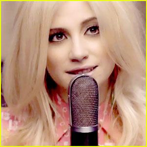 Pixie Lott Covers Avicii's 'Wake Me Up' - Watch Now