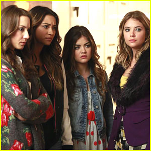 'Pretty Little Liars' Back on January 7th - See The Pics!