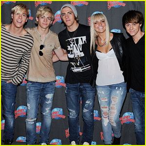 R5 Announces 'Louder' World Tour 2014!