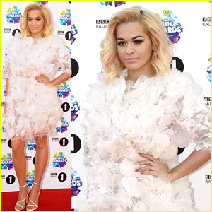Rita Ora: BBC 1 Radio Teen Awards Attendee