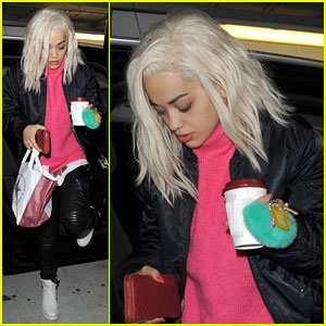 Rita Ora: 'Heart Attack' Over Meeting Mick Jagger!