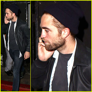 Robert Pattinson: Late Night Bite After 'Lost City of Z' Casting News