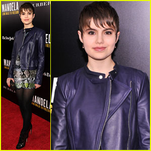 Sami Gayle: 'Mandela: Long Walk To Freedom' NYC Screening