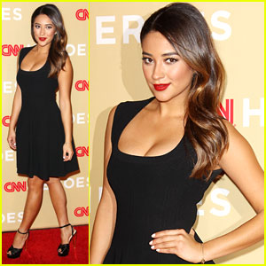 Shay Mitchell: CNN Heroes Presenter Pretty