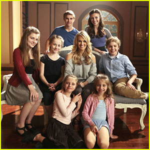 'The Sound of Music Live' - Meet The Von Trapp Kids!