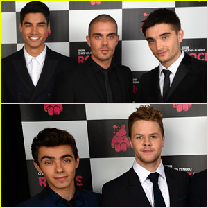 The Wanted: BBC Children In Need Rocks Performance - Watch Now!